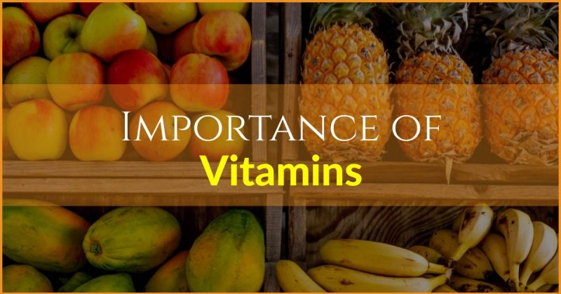 understanding vitamins and good food
